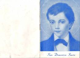 47)librettino Religioso San Domenico Savio - Religion