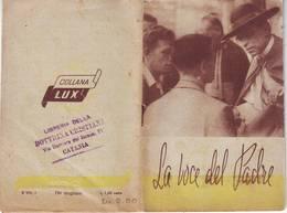 48)libretto Religioso La Voce Del Padre - Religion