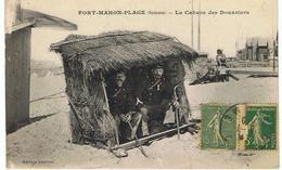 Fort-Mahon-Plage (Somme) - La Cabane Des Douaniers - Fort Mahon