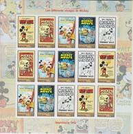 90 Ans De Mickey - Territoire Autonome D'Océanie - A La Faciale - Disney