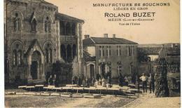 Manufacture De Bouchons - Liège En Gros - Roland Buzet - Mézin - Vue De L'usine - France