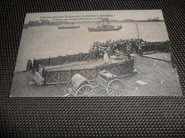 Anvers  Antwerpen   Soldats Allemands  Deutschen Soldaten  - Soldat  Soldaat  Militair - Transport Deutscher Truppen - Antwerpen