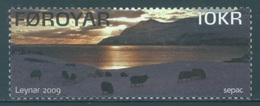 FEROE -  MNH/*** LUXE - 2009 - SEPAC SHEEP - Yv  678 -  Lot 18318 - Féroé (Iles)
