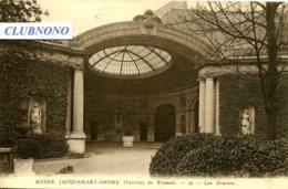 CPA - PARIS - MUSEE JACQUEMART-ANDRE -  LES ECURIES (ETAT PARFAIT) - Musées