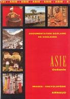 ARNAUD DOCUMENTATION SCOLAIRE N° 121 ASIE OCÉANIE LIVRET NEUF 16 PAGES COULEUR FERMETURE LIBRAIRIE - SITE Serbon63 - Livres, BD, Revues