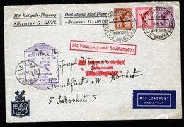 A5728) DR Katapultflugbrief 13.06.34 Nach Frankfurt Luftpost Köln - Briefe U. Dokumente