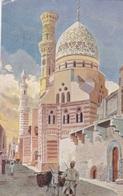 CAIRO MOSQUEE EL AZHAR STREET   VG AUTENTICA 100% - Cairo