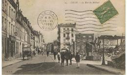 Lille - La Rue Du Molinel - Lille