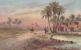 THE PIRAMIDS OF GIZEH  VG AUTENTICA 100% - Piramidi