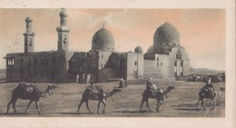 CAIRO JOMBS OF KALIFS   VG AUTENTICA 100% - Cairo