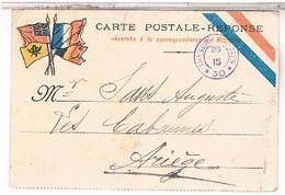 09 CORESPONDANCE  DU MILITAIRE     AR631 - Francia