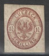 Lübeck - YT 13 * Regommé - Luebeck