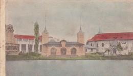 Romania - Expozitia Generala Romana 1906 - Pavilionul Comisiunei Europene A Dunarei - Rumania