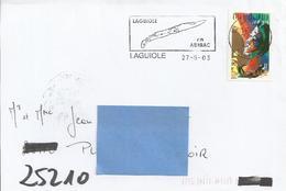 Flamme De Laguiole - Coutellerie (27-05-03) - Métiers