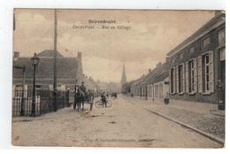 Berendrecht  Beirendrecht. Dorpstraat - Rue Du Village - Antwerpen