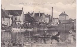 21 Côte D'Or - DIJON - Les Lavoirs - Barque Sur L'Ouche - Dijon