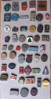 Croatia Bosnia Yugoslavia Slovenia 50 Different Pins  LOT 12 - Badges