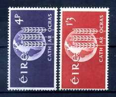 1963 IRLANDA SET MNH ** - 1949-... Repubblica D'Irlanda