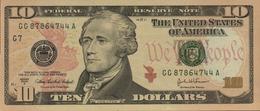 ETATS UNIS 10 DOLLARS DE 2004   PICK 520  UNC/NEUF - Billets De La Federal Reserve (1928-...)