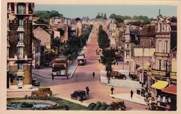 Saint-Quentin.  Le Boulevard Gambetta - Saint Quentin