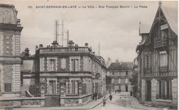 ST GERMAIN EN LAYE  RUE FRANCOIS BONVIN  LA POSTE - St. Germain En Laye