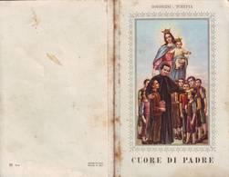 52)libretto Religioso Cuore Di Padre - Religion
