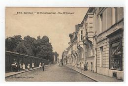 869, Berchem - St Hubertusstraat - Rue St Hubert G.Hermans, éd. - Antwerpen