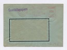 Firmen Umschlag AFS - HAMBURG HARBURG, H. Rost & Co. BALATROS 1943 - Deutschland