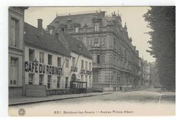 851, Berchem-lez-Anvers CAFE DU ROBINET Avenue Prince Albert ,G.Hermans - Antwerpen