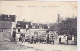 Seine-et-Marne - Meaux - La Manutention - Le Poste Et La Porte D'entrée - Meaux