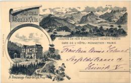 Monnetier - Maire - Geneve Saleve - GE Geneva