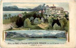 Meggen - Hotel Du Parc - LU Lucerne