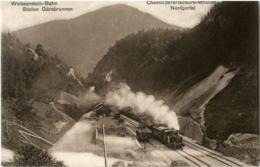 Weissenstein Bahn - Chemin De Fer Soleure Moutier - BE Berne