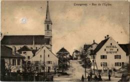 Courgenay - JU Jura