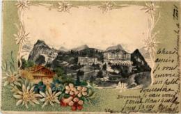 Bürgenstock - Prägekarte - NW Nidwalden