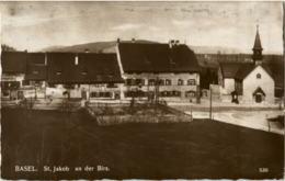 Basel St. Jakob - BS Bâle-Ville