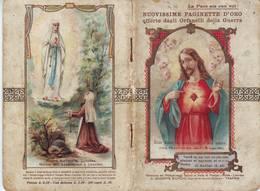 57)libretto Religioso Sacro Cuore Di Gesu' - Religion