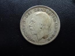ROYAUME UNI : 1 FLORIN   1928   KM 834     TTB - 1902-1971 : Monnaies Post-Victoriennes