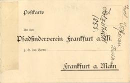 Pfadfinderverein Frankfurt - Pfadfinder-Bewegung