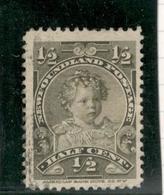 10414 - NEWFOUNDLAND - Timbres