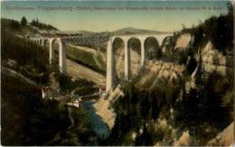 Bodensee Toggenburg Bahn - Bruggen - SG St. Gall