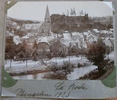 La Roche 1923: Photo Originale - Lieux