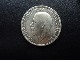 ROYAUME UNI : 1 FLORIN   1933   KM 834     TTB Saucé * - 1902-1971 : Monnaies Post-Victoriennes