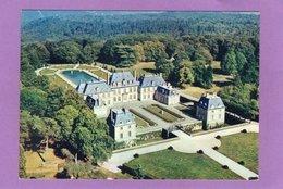 78 Château De BRETEUIL CHOISEL Vue Aérienne Du Château Et De Son Parc De 70 Hectares - France