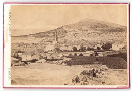 Fotografie Franz Laforest, Ragusa, Ansicht Ragusa, Panorama - Places