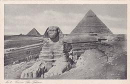 CAIRO THE SPHINC VG   AUTENTICA 100% - Sfinge