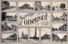 85Ct   80 Oisemont Multivues En TBE - Oisemont