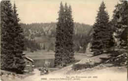 Lac Les Chavonnes - VD Vaud