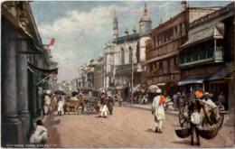 Calcutta - Chitpore Road - India