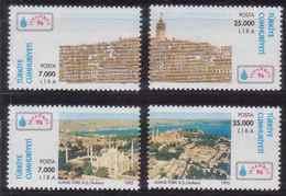 AC - TURKEY STAMP  -  ISTANBUL 96 THE WORLD PHILATELIC EXHIBITION MNH  01 SEPTEMBER 1995 - 1921-... Republic